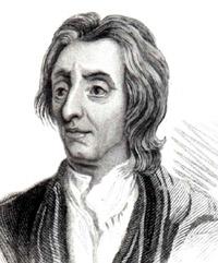 Portrait of John Locke