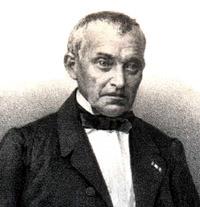 Portrait of Johann Heinrich Mädler