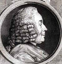 Portrait of Dortous de Mairan