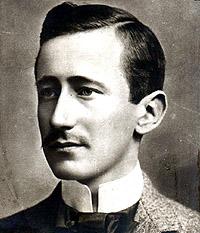 Portrait of Guglielmo Marconi