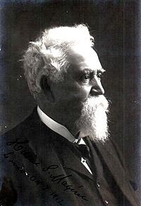 Portrait of Hiram Stevens Maxim