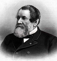 Portrait of Cyrus Hall McCormick