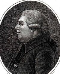 Portrait of Daniel Melanderhjelm