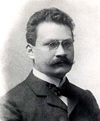 Portrait of Hermann Minkowski
