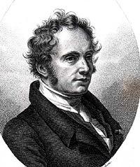 Portrait of Charles François Brisseau Mirbel
