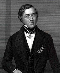 Portrait of Eilhard Mitscherlich