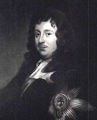 Portrait of Edward Montagu