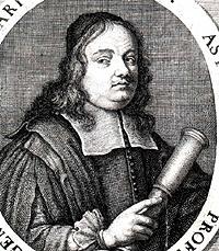 Portrait of Geminiano Montanari