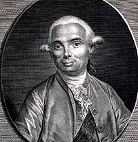 Portrait of Jacques-Etienne Montgolfier