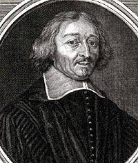 Portrait of Jean Baptiste Morin