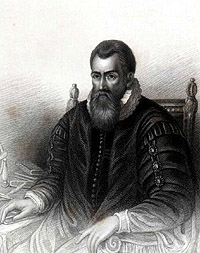 Portrait of John Napier