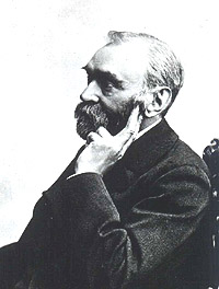 Portrait of Alfred Bernhard Nobel