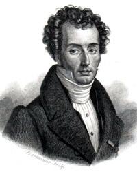 Portrait of Mathieu Joseph Bonaventure Orfila