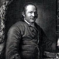 Portrait of Johann Georg Palitzsch (Palizsch)