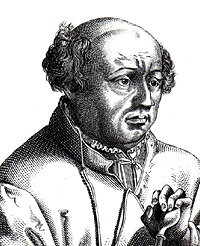 Portrait of Paracelsus