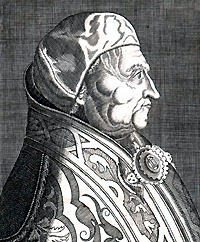 Portrait of Pope Pius II
