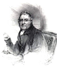Portrait of John Playfair