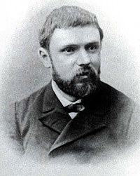 Portrait of Henri Poincaré