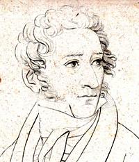 Portrait of Gustave de Pontecoulant