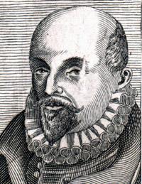 Portrait of Giambattista della Porta