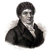 Portrait of Claude Antoine Prieur-Duvernois