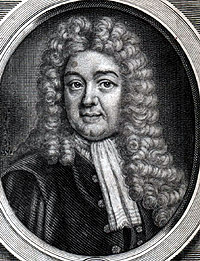Portrait of John Radcliffe