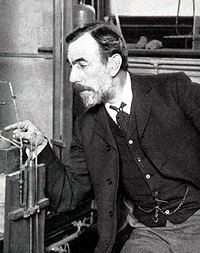 Portrait of William Ramsay
