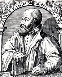 Portrait of Petrus Ramus