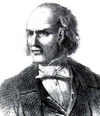 Portrait of François-Vincent Raspail