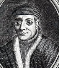 Portrait of Johannes Regiomontanus