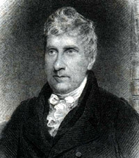 Portrait of John Rennie