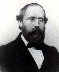 Portrait of Bernhard Riemann