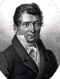 Portrait of Antoine Risso