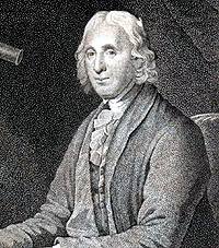 Portrait of David Rittenhouse