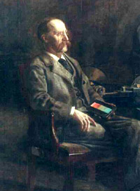 Portrait of Henry Augustus Rowland