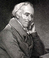 Portrait of Benjamin Rush