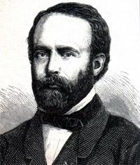 Portrait of Henri Étienne Sainte-Claire Deville