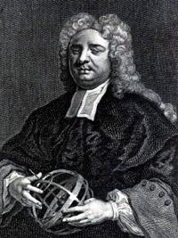 Portrait of Nicholas Saunderson