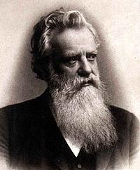 Portrait of Carl Bernhard Wilhelm Scheibler