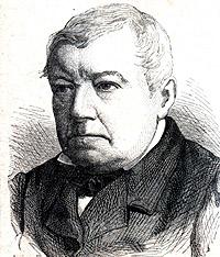 Portrait of Christian Schönbein