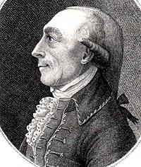 Portrait of Johann Hieronymus Schröter