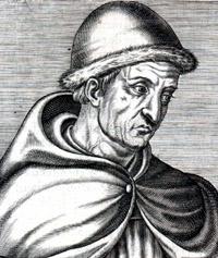 Portrait of Berthold Schwarz