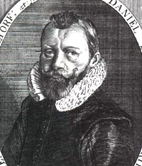 Portrait of Daniel Schwenter
