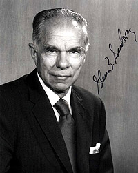 Portrait of Glenn Theodore Seaborg