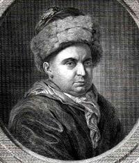 Portrait of Johann Andreas von Segner