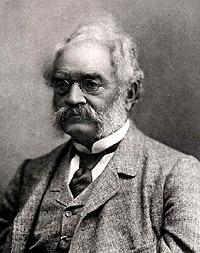 Portrait of Werner von Siemens