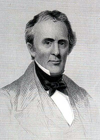 Portrait of Benjamin Silliman