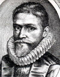 Portrait of Willebrord Snellius