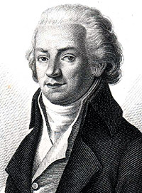 Portrait of Samuel Thomas von Soemmering