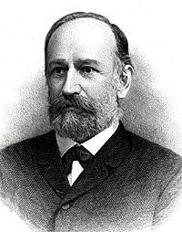 Portrait of Jozef Stefan